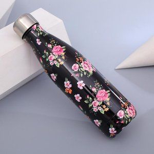 Other - Sold. Floral Travel Thermos